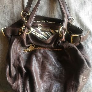 Linea Pelle collection leather bag